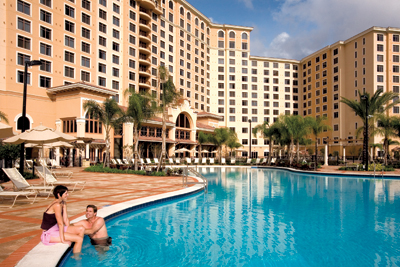Rosen Shingle Creek pool