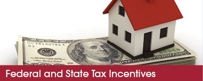 Federal and State Tax Incentives image