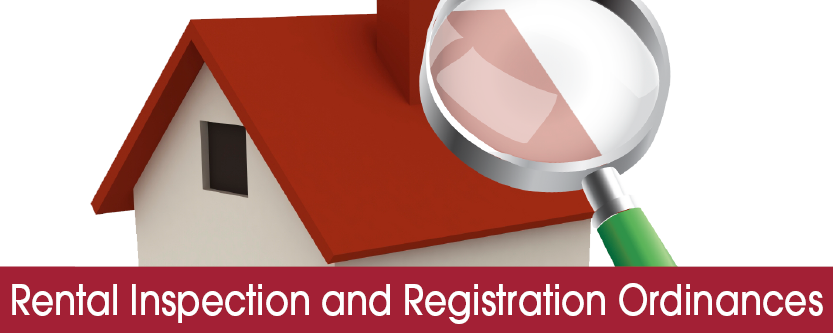 Rental Inspection and Registration Ordinances