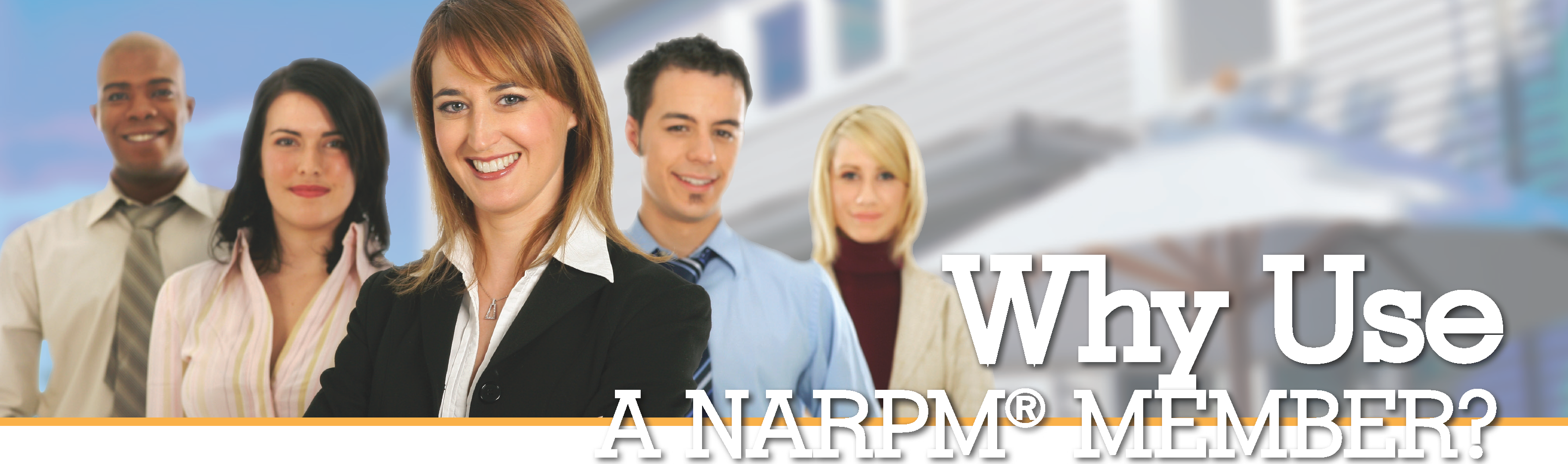 Why Use a NARPM Member