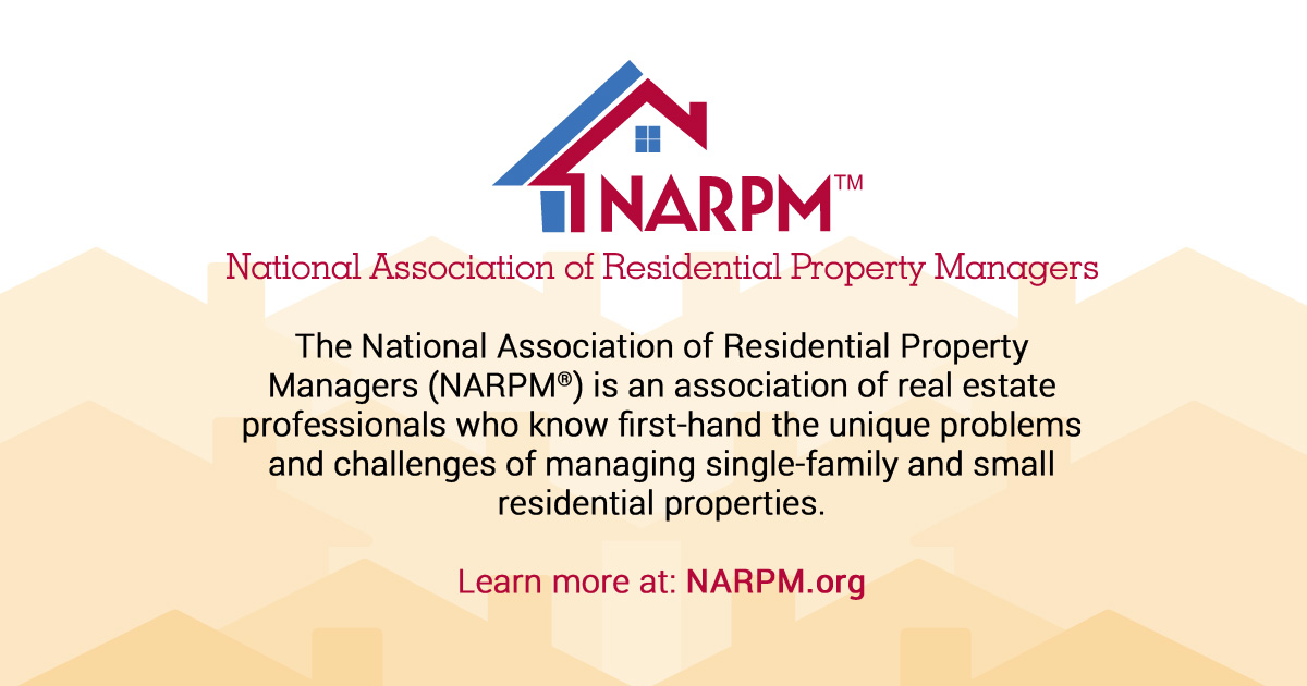 National Association Of Residential Property Managers Narpm