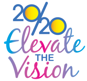2020 Elevate the Vision logo